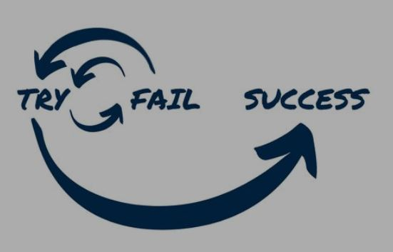 Iterate to success