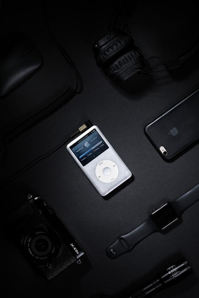 Consider adding a signature element like the iPod's scroll wheel