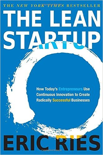 The Lean Startup offers entrepreneurs a way to test their vision continuously, to adapt and adjust before it's too late